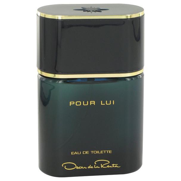 Oscar Pour Lui by Oscar de la Renta Eau De Toilette Spray for Men