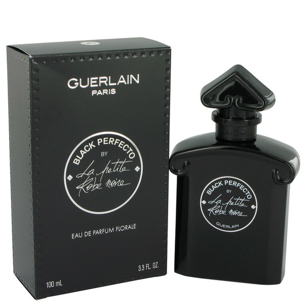 La Petite Robe Noire Black Perfecto by Guerlain Eau De Parfum Florale Spray for Women