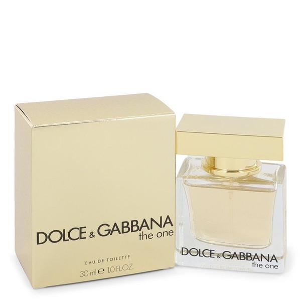 The One by Dolce & Gabbana Eau De Toilette spray 1 oz for Women
