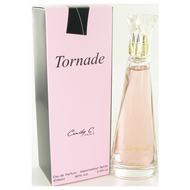 Tornade by Cindy C. Eau De Pafum Spray 3 oz for Women