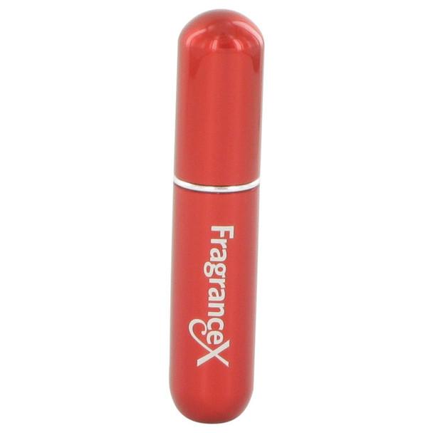 Perfume Travel Atomizer by FragranceX Refillable Perfume Travel Atomizer, Airline Friendly (Unisex) .14 oz for Women