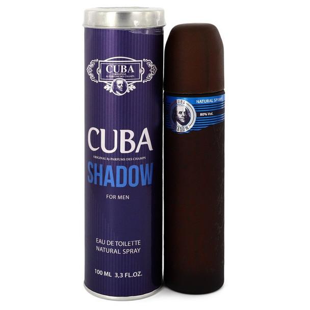 Cuba Shadow by Fragluxe Eau De Toilette Spray for Men