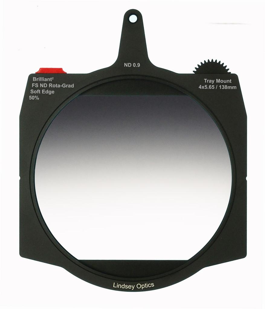 Lindsey Optics FS ND 0.9 Rota-Grad, A Full Spectrum ND 0.6 Graduated Neutral Density Filter