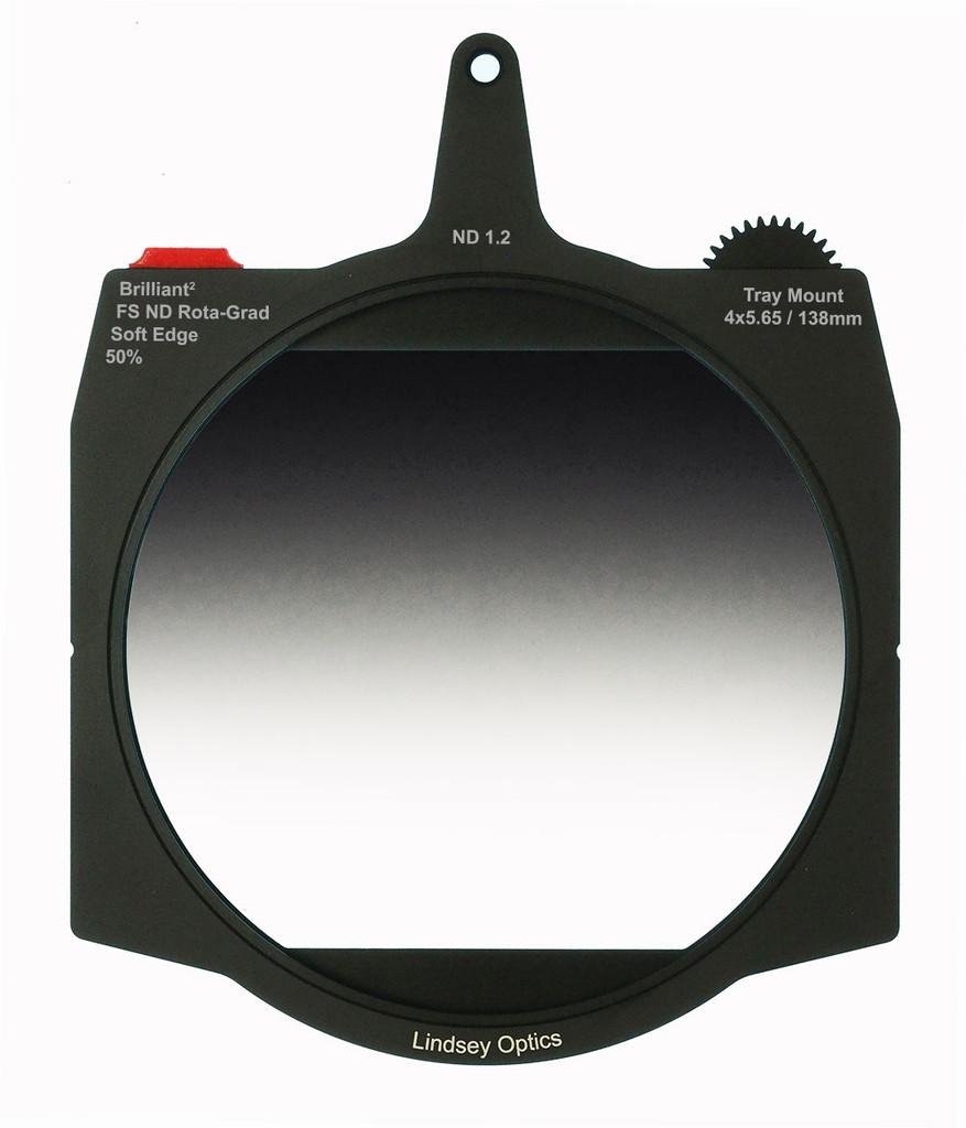 Lindsey Optics FS ND Rota-Grad Full Spectrum Graduated Neutral Density Filter
