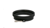 104mm lens barrel to 4.5 inch filter clamp adapter