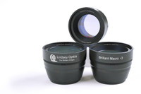 Brilliant Macro Attachment Lenses - 3 lens kit