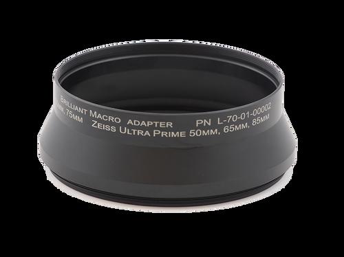 Brilliant Adapter  M100 x 0.75 x 37.5L