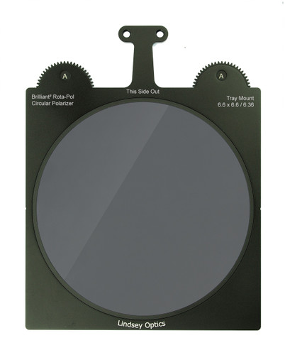 "Brilliant2 Rota-Pol Circular Polarizer 6.6x6.6"" / 161mm"