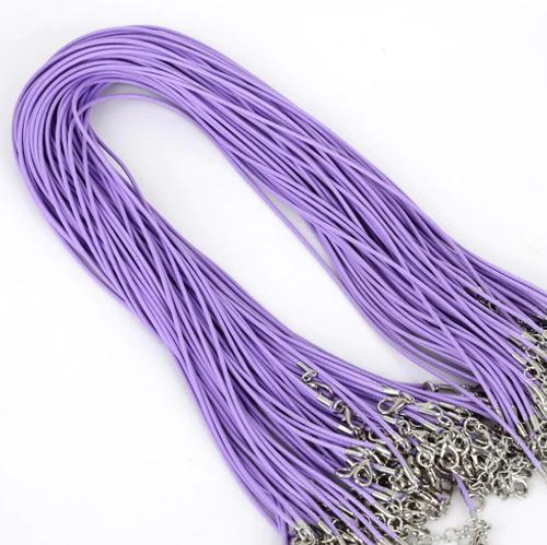 Chain - Vegan Leather Violet