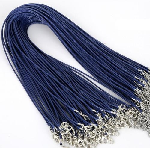 Chain - Vegan Leather Royal Blue