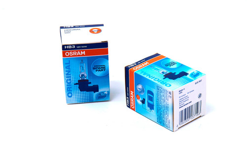 Osram 9005 Original Line bulb is the halogen bulb that comes standard with most vehicle lighting systems.