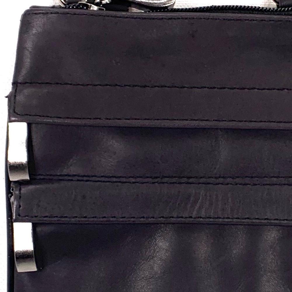 Genuine Leather Black