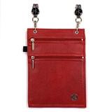 EMF/RFID Subtle Red XL