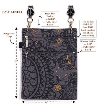 EMF/RFID Bali Saffron