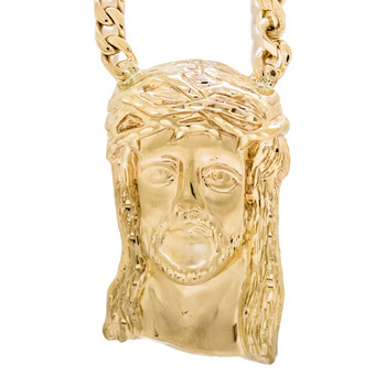 Yellow  Gold Chain - Cuban - CH202