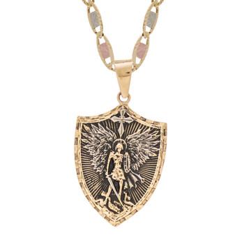 Archangel Michael Gold Medal - 14 K - RP221
