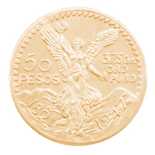 Centenario Coin - 22 K - 37.5 Gr. - CNTNR