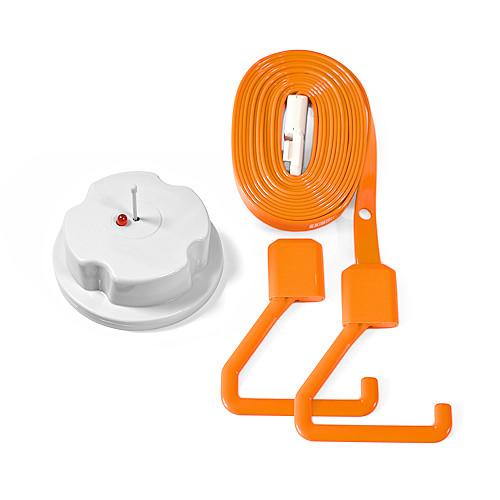 Anti-ligature Pull Cord String & Base