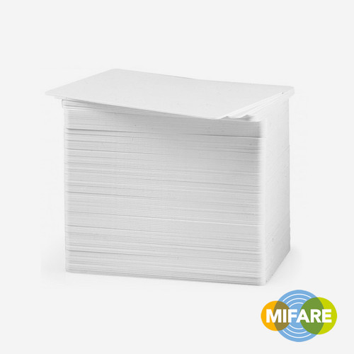 MIFARE Classic 1k ISO card – Without magstripe (Pack of 500)