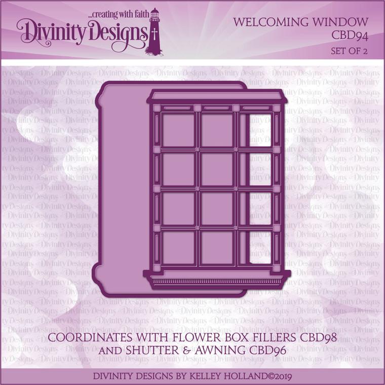WELCOMING WINDOW DIE