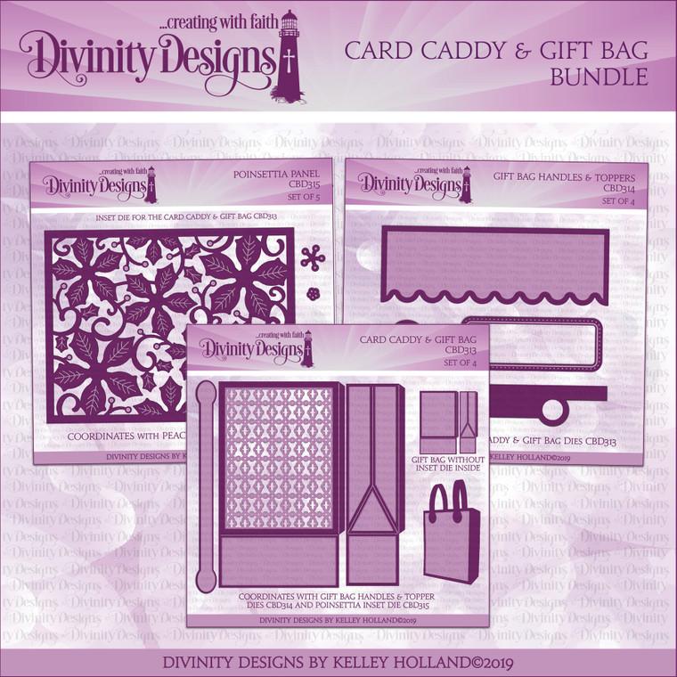 CARD CADDY & GIFT BAG BUNDLE