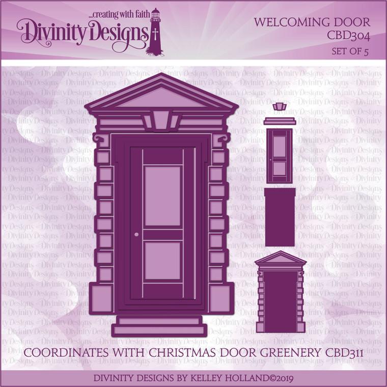 WELCOMING DOOR DIES