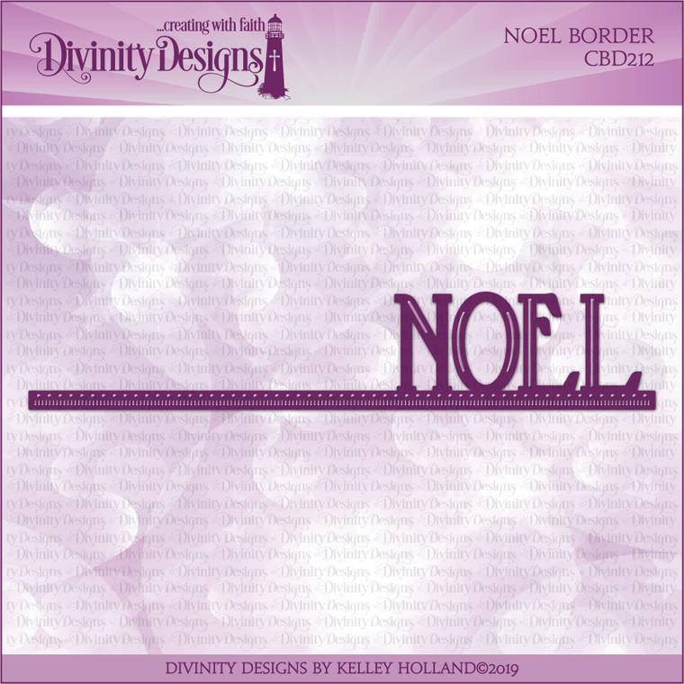 NOEL BORDER DIE