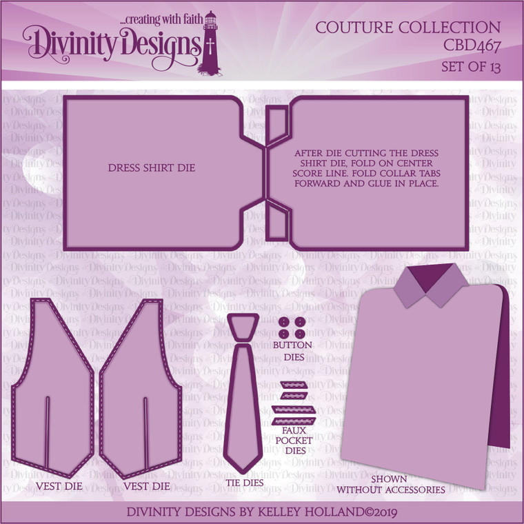 COUTURE COLLECTION DIES
