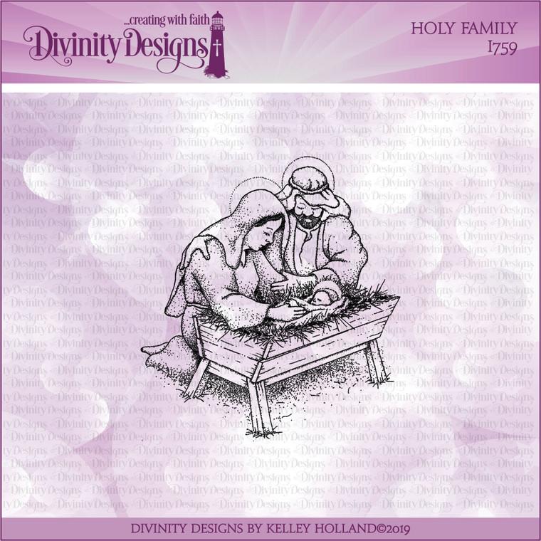 HOLY FAMILY SINGLE