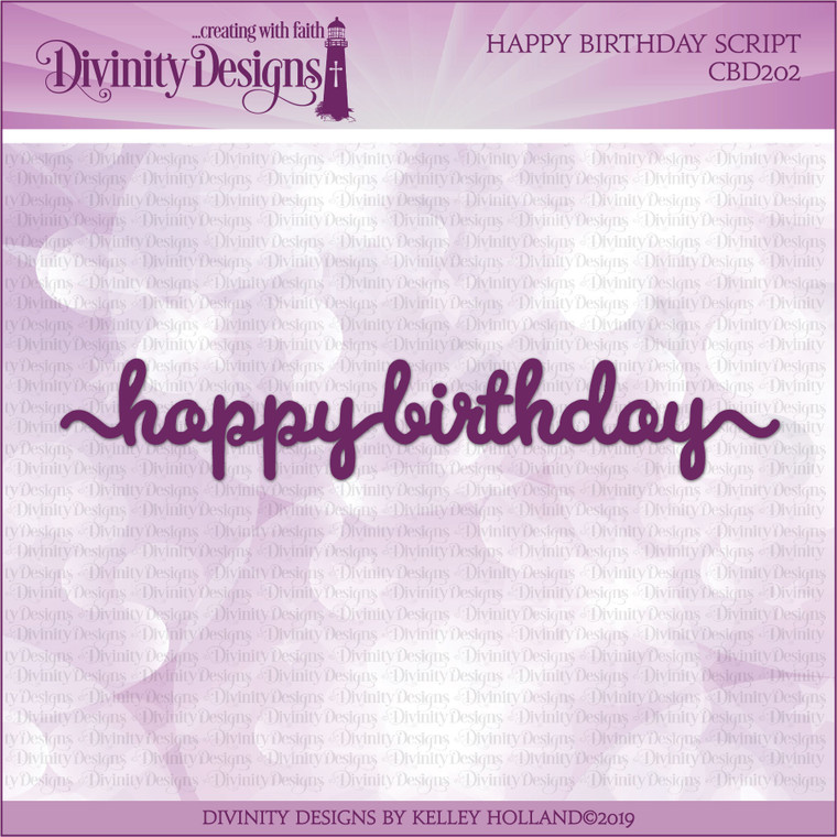 HAPPY BIRTHDAY SCRIPT DIE