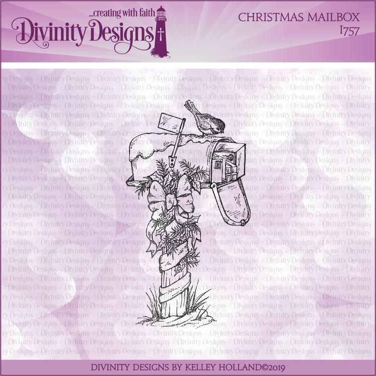 CHRISTMAS MAILBOX SINGLE