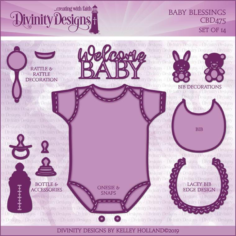 BABY BLESSINGS DIES