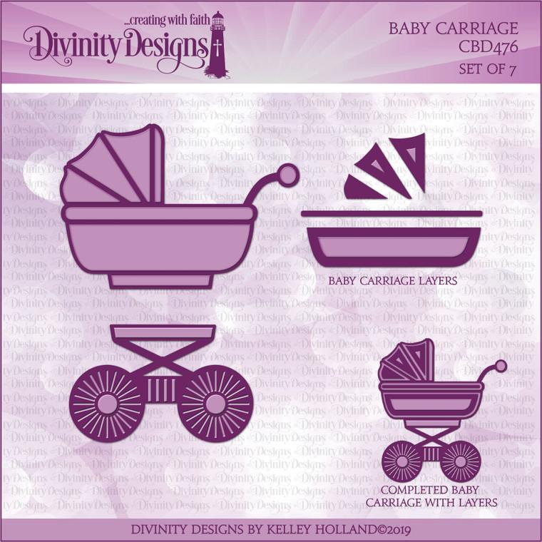 BABY CARRIAGE DIES