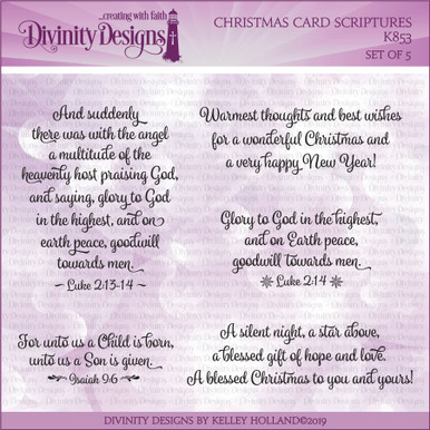 Christmas Scriptures.Christmas Card Scriptures