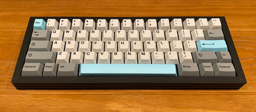 Console 60% Keyboard Kit - Jan 2020