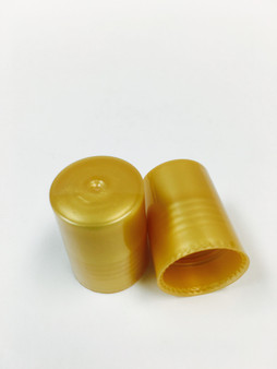 Roll on Cap [PLASTIC GOLD Color]