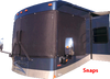 Suntex 90% Custom RV Windshield Cover Kit With Snaps