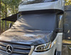 Mercedes Sprinter Van with Sunpro Windshield Cover