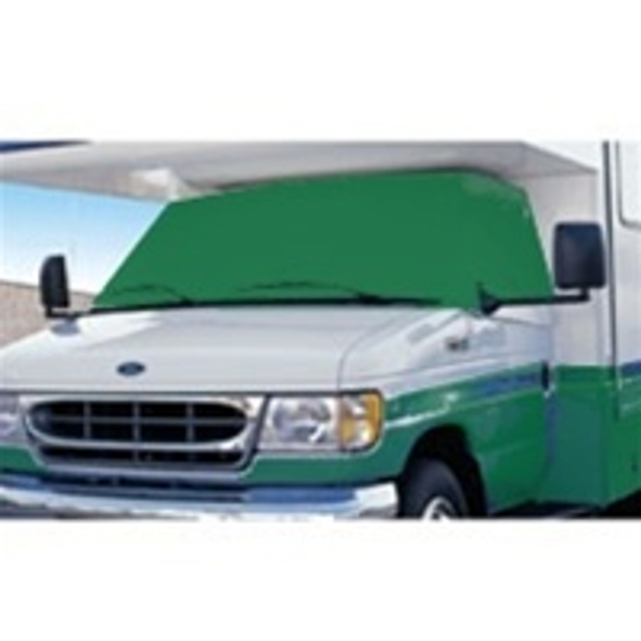 Renewed ADCO 2523 Clear RV Windshield Cover