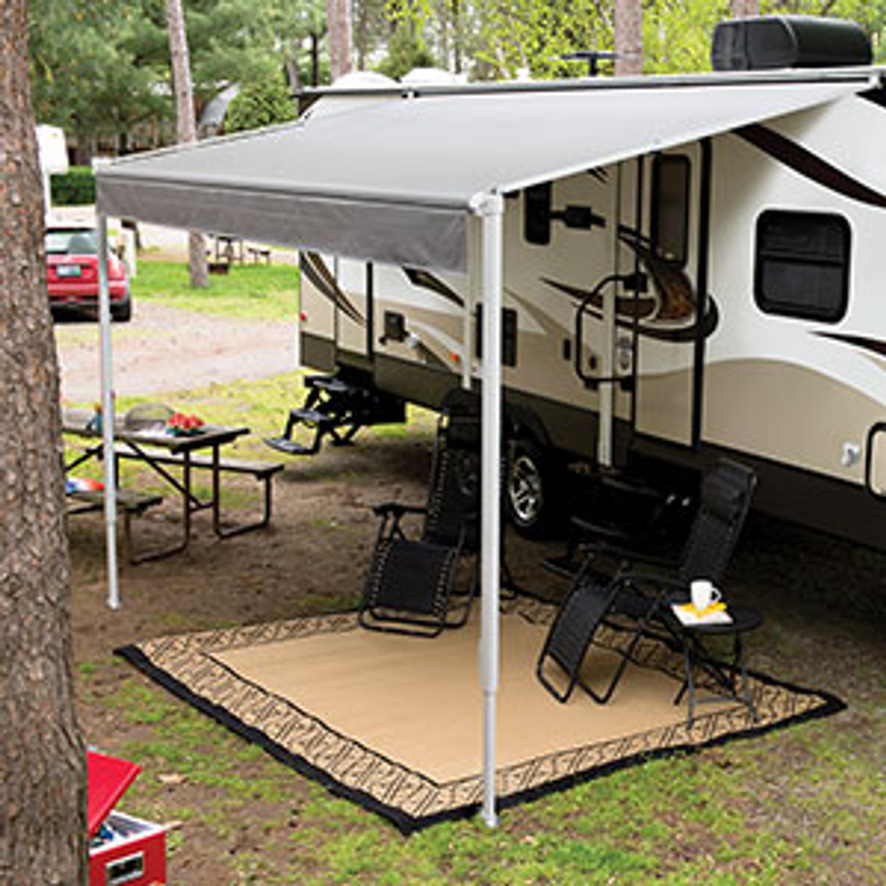Dometic Carefree Universal Replacement Rv Awning Fabric A Better Way To Rv