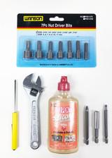 SOK II Manual Lock Slide Out Awning Tool Kit