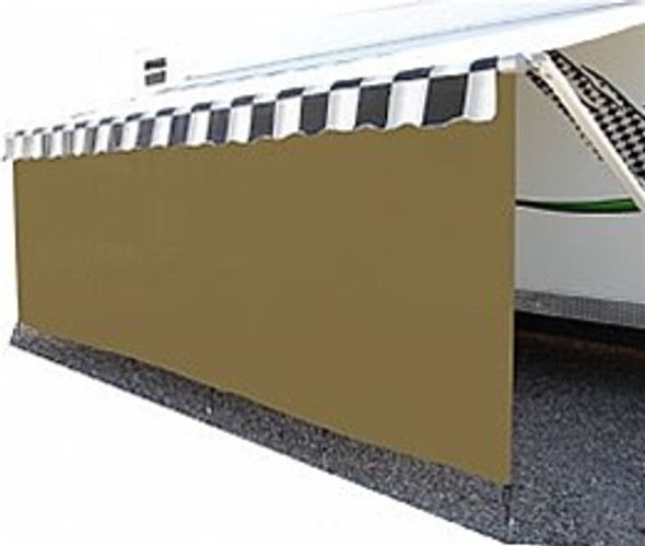 Ultra Shade Awning shades with 7' Height