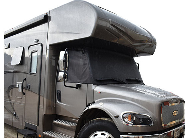 Freightliner S2RV 90% Super C Windshield Covers