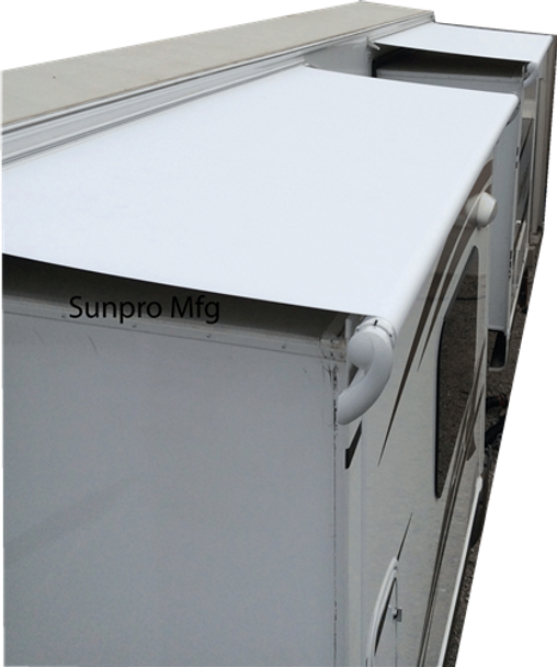Sunpro Mfg  Slide Out Awning Fabrics