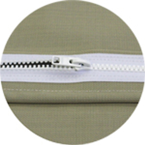 Ultra Shade Awning Shades - 6' Height w/Zipper