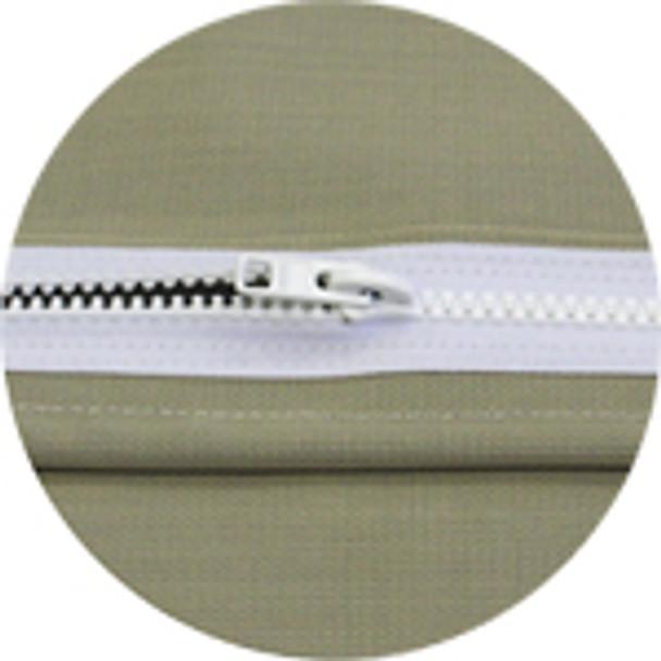 Ultra Shade Awning Shades - 7' Height w/ Zipper