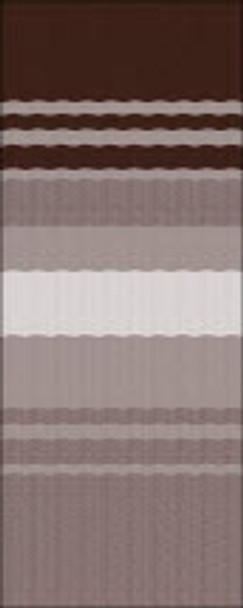 Sierra Brown Dune Stripe
