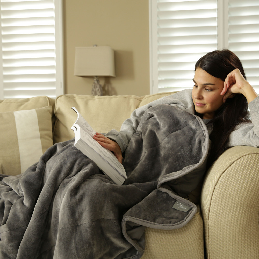 Need a warm hug?  Tuc Blanket can help!