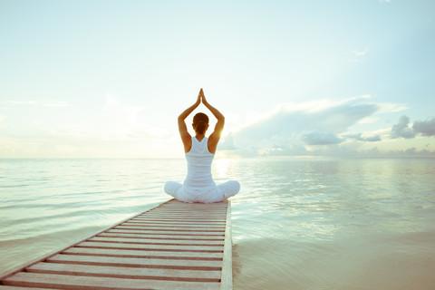 Make time for yoga!