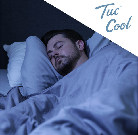 Tuc Cool – The cutting edge of cooling weighted blankets